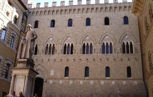 Monte dei Paschi di Siena Home Page