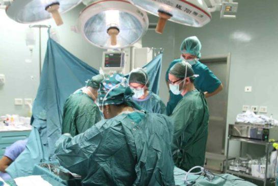 Quattro trapianti in 24 ore alle Scotte: tre polmoni e un cuore
