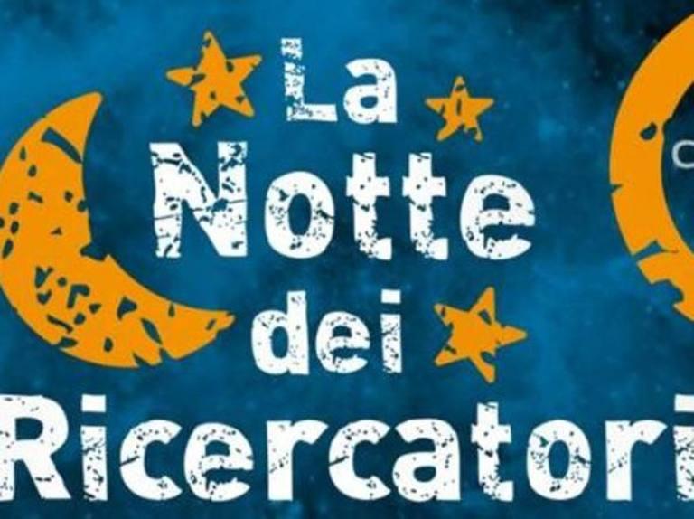 E' tempo di rivivere la Notte dei Ricercatori in Toscana