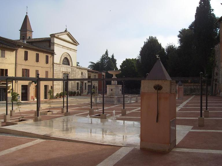 Capoluogo Piazza Marconi Home Page