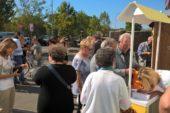 Nuovo punto di raccolta dell'olio a Monteroni d'Arbia