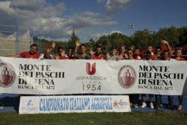 Montepaschi Uisp Atletica Siena alla Finale Gruppo B di Agropoli foto Bruschettini 274x183 Home Page