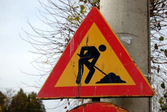 Riaperta al traffico via Simone Martini con senso unico alternato