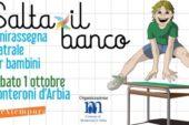 Salta il banco! A Monteroni uno spettacolo per bambini con laboratorio creativo
