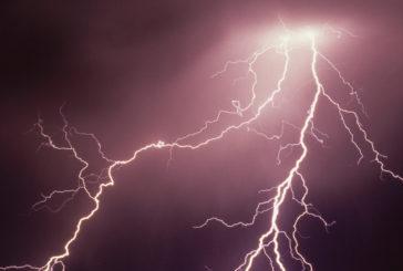 Maltempo: da mezzanotte codice giallo per temporali