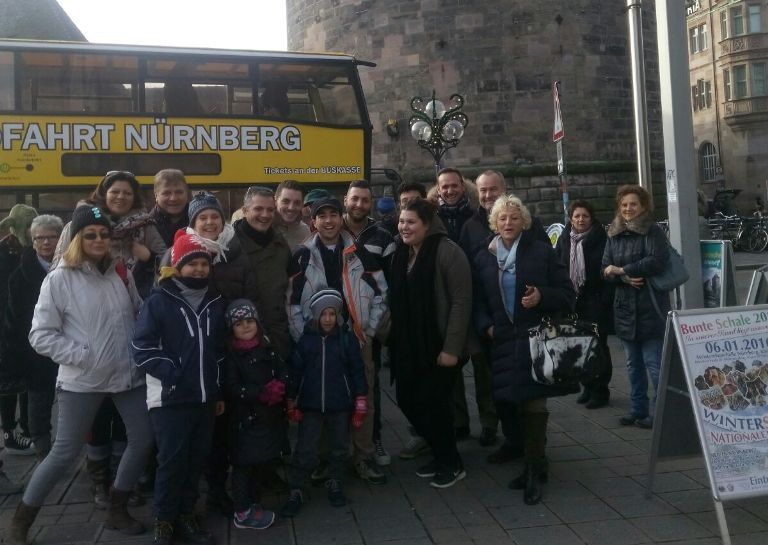 25 anni gemellaggio Puschendorf