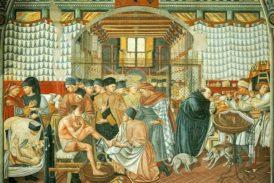 Care of the sick 1440 47 Santa Maria della Scala 274x183 Home Page