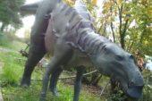 "Approdano a Chianciano Terme i ""Dinosauri in Carne e Ossa"""