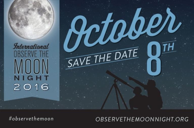 All'osservatorio per la notte della Luna