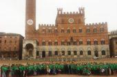 """I """"gemelli"""" di Weimar in visita a Siena"""