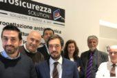 Dopo il Furto, Eurosicurezza dona un impianto di allarme all'A.T.T.