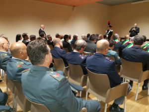 giubileopolizia3 300x225 A Montepulciano il Giubileo delle forze di polizia e dei pompieri