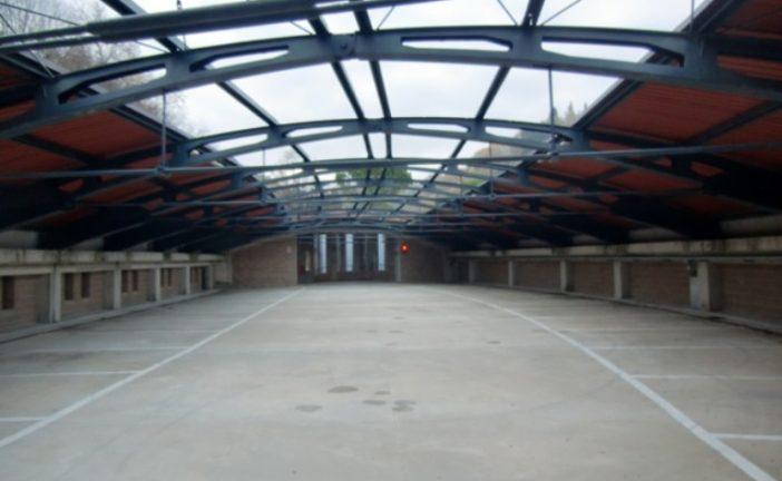 Il 21 giugno chiuso il multipiano del Vallone