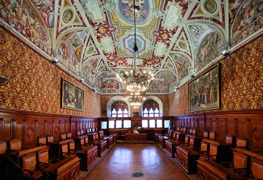 Si riunisce il 27 settembre il Consiglio comunale di Siena