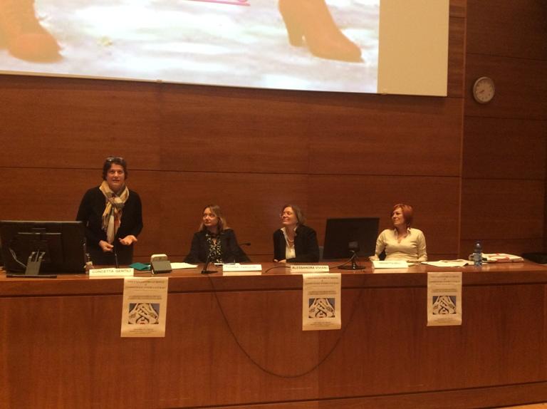 Iniziativa di Rete Civitas contro la violenza sulle donne