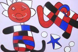 dipinto su tela IL MIO BAMBINO 274x183 Home Page
