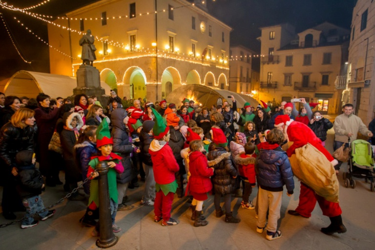 Natale Valdichiana Senese Sarteano
