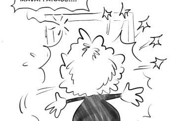 La vignetta di Luca