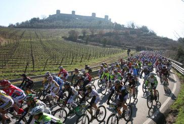 MB: si corre la gran fondo di Monteriggioni