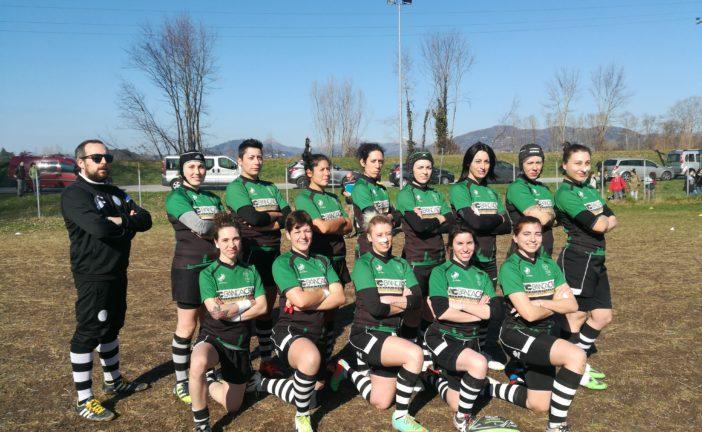 Rugby femminile: per Siena un po' di amaro in bocca