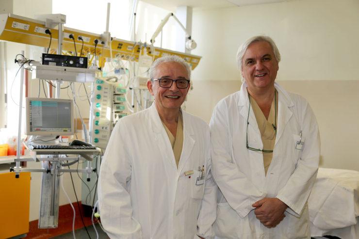 Massimo Maccherini e Luca Marchetti