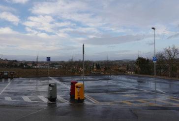 Montallesee: inaugurato un nuovo parcheggio