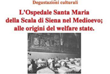 Un Tè con gli Etruschi per parlare del Santa Maria della Scala