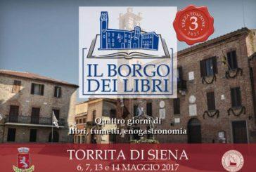 """Torrita: terza edizione del """"Borgo dei libri"""""""