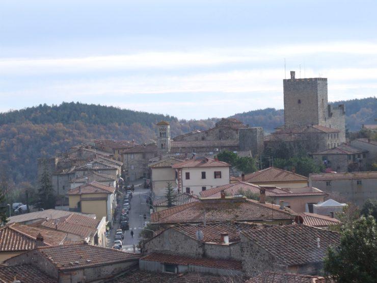 Castellina: diventa efficace la variante al PS e al RU