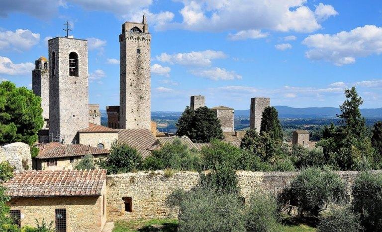 Alla Rocca di Montestaffoli Musicanomade in Concerto