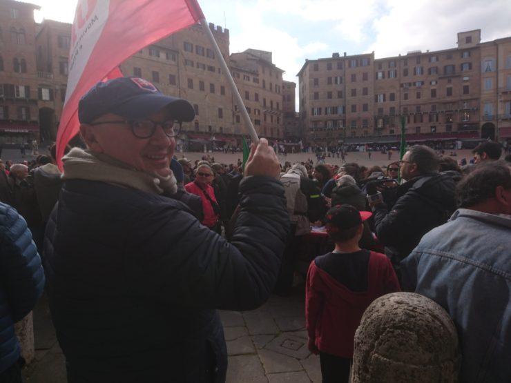 Nuova forza a Siena. Apre in città la sede di Forza Nuova
