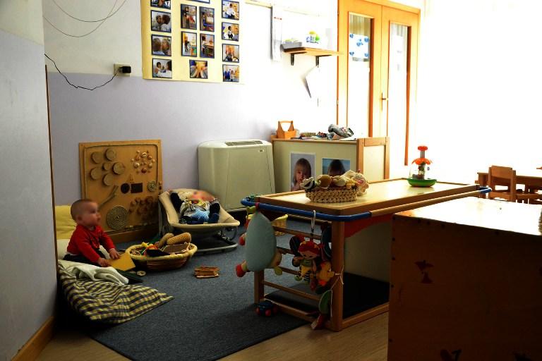 Tariffe ridotte per l'asilo nido a San Gimignano