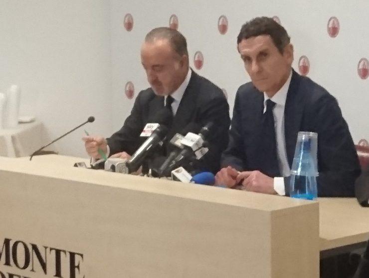 Mps: conferma per Morelli, ancora qualche perplessità su Falciai