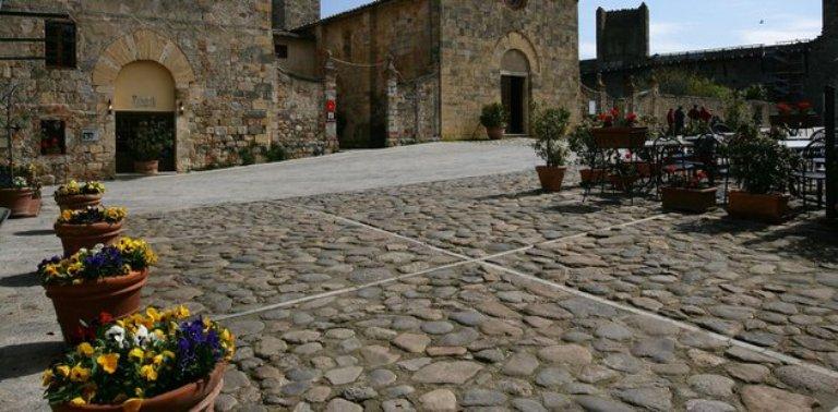 La App Il Castello di Monteriggioni 3.0 parla anche francese e spagnolo