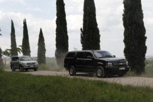 obama 42 300x200 Barack Obama è arrivato a Borgo Finocchieto