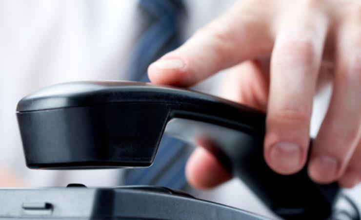 Problemi alle linee telefoniche alle Scotte