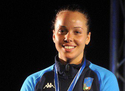 Coppa del mondo di fioretto: Alice Volpi terza a Kazan