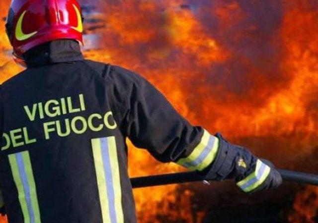 La situazione degli incendi in Toscana