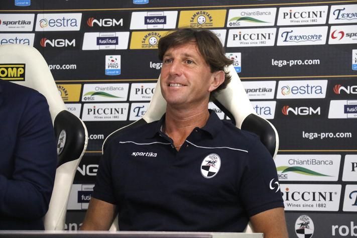 """Mignani: """"Con la Viterbese sara' durissima"""""""