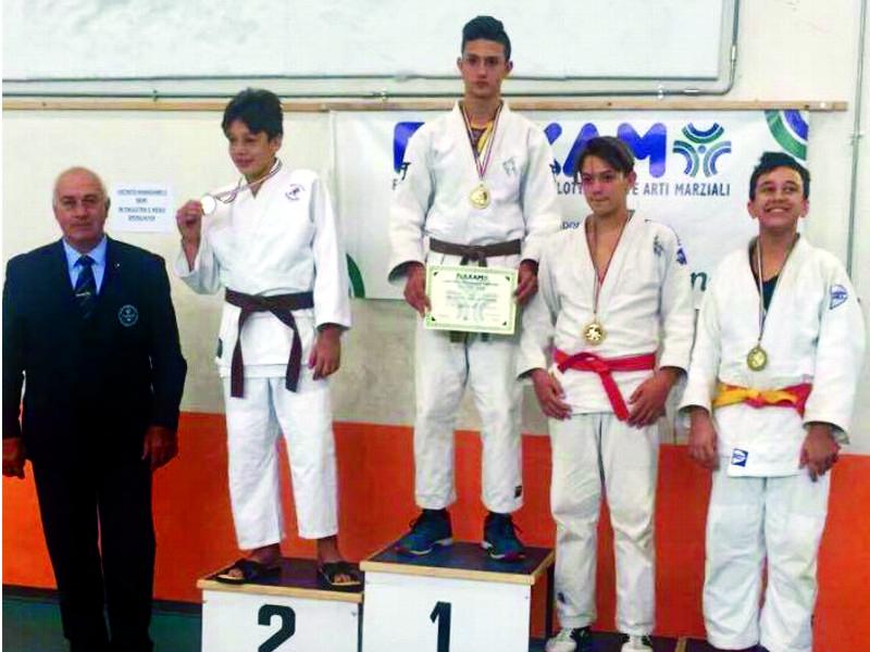 Cus Siena Judo: tutti sul podio - Il Cittadino Online