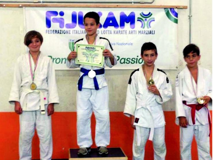 Cus siena judo tutti sul podio il cittadino online - Judo bagno a ripoli ...