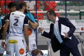 """Coach Bagnoli: """"Santa Croce è una squadra pericolosa"""""""