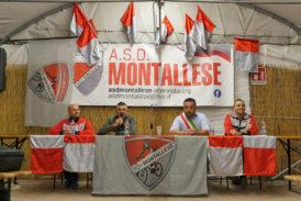 Il Montallese riprende dalla Terza categoria FIGC