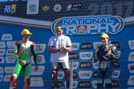TF Bikers Sinalunga: campione italiano National Trophy e Centro Italia