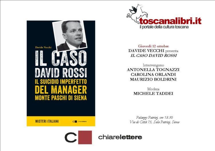 Mps: processo di appello per Mussari, Vigni, Baldassarri & C. a Firenze