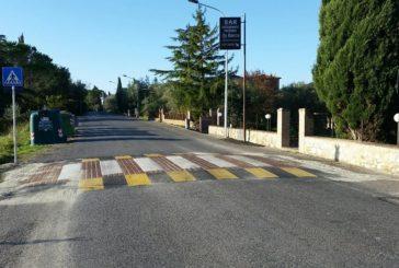 Castelnuovo: nuovi investimenti per la sicurezza pedonale