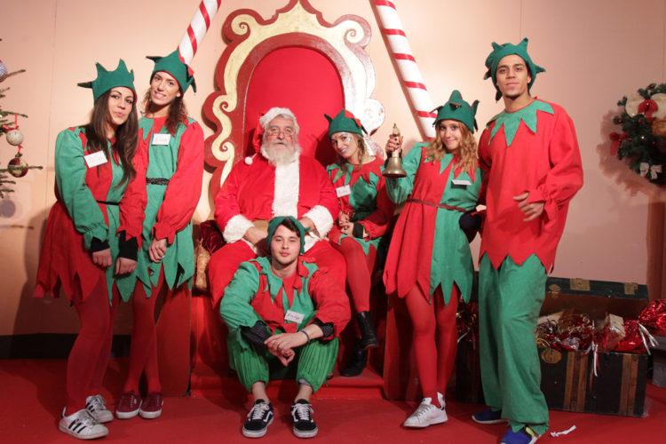 Casa Di Babbo Natale Chianciano.Il Paese Di Babbo Natale Torna A Chianciano Terme
