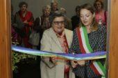 Tarquini e Vannozzi inaugurano la sede dell'Archivio dell'Udi