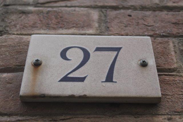 Numeri Civici In Plastica.Siena Numeri Civici 17 Il Cittadino Online
