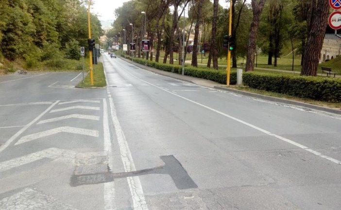 Via Fortezza Medicea, partono i lavori su 1,7 chilometri di strada